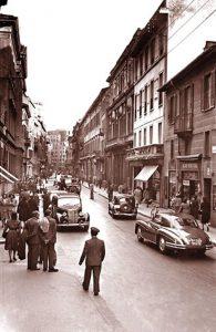 Quadrilatero della moda Foto storica