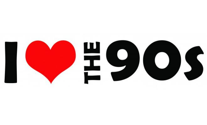 il ritorno degli anni 90